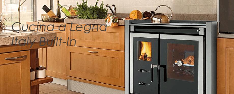 Melchiori egidio stufe e caldaie a pellet e legna impianti elettrici italy built in - Cucina a legna rizzoli ...