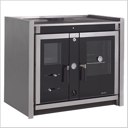Termocucina Italy Termo Built in DSA color Inox