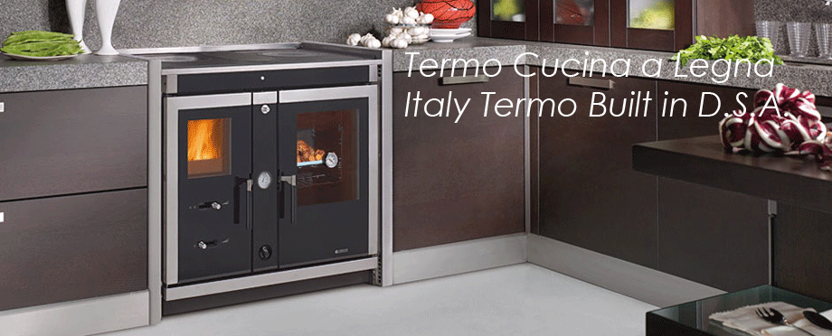Termocucina Italy Termo Built in DSA